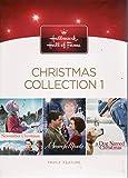 Hallmark Hall of Fame Christmas Collection #1 3 DVD Set (November Christmas / A Season for Miracles / A Dog Named Christmas)