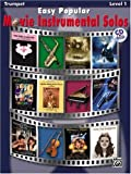 Easy Popular Movie Instrumental Solos, Alfred Publishing, 0739047779