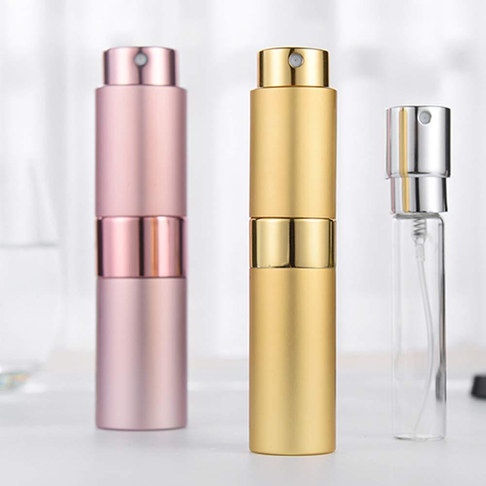 ef8da8afe369 Amazon.com: ADSRO 8ML Travel Perfume Atomizer Refillable, Mini ...