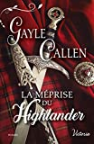 la m?prise du highlander noces ?cossaises t 1 french edition