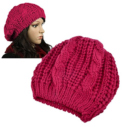 Wide-brimmed Head Band for Women Red - 4