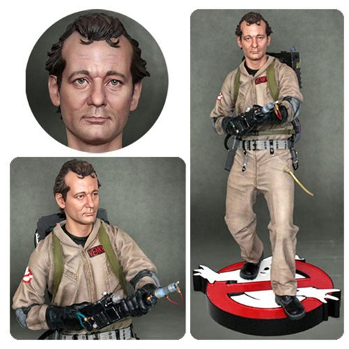 Ghostbusters Statue Peter Venkman 48 cm Hollywood Collect...