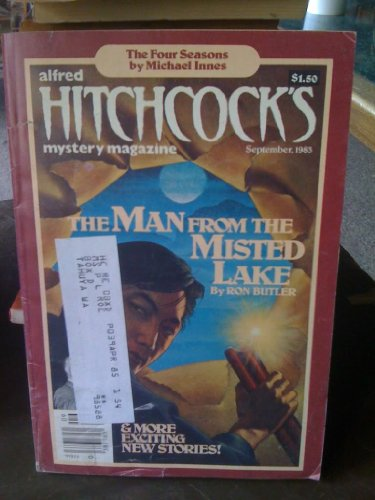 Alfred Hitchcock's Mystery Magazine September 1983