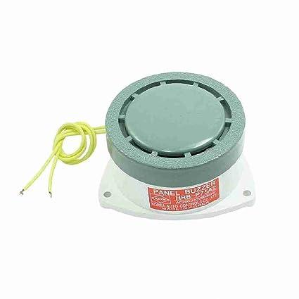 Movimiento y movimiento™ HRB-P75A2 Industrial montaje empotrado Panel de alarma zumbador AC200-