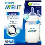 Philips Avent Classic Biberón SCF563 / 27 (260ml / 9 oz) x 2