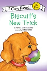 Biscuit's New Trick (My First I Can Read) Kindle Edition