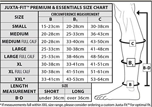 circaid Juxtafit Premium Ready-to-Wear Lower Leg compression garment