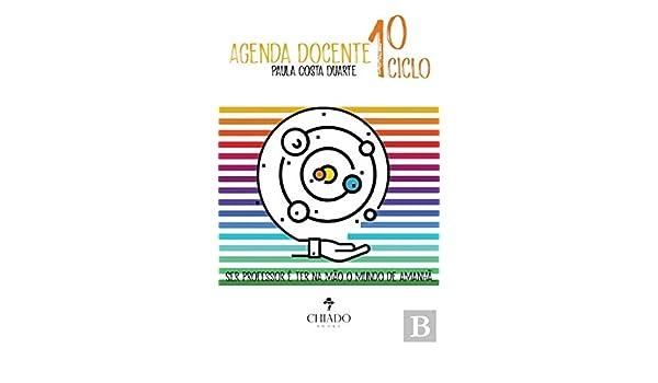 Agenda do Docente do 1º Ciclo (Portuguese Edition): Paula ...