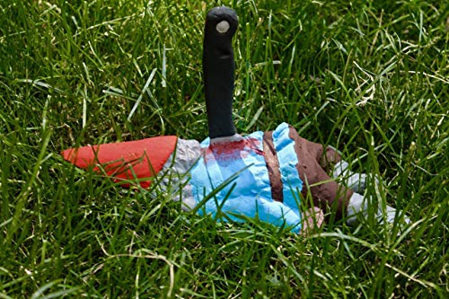 Zombie Gnomes: Impaled Issac by Chris and Jane's Place: Zombie Gnomes