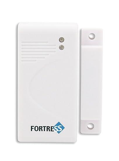 Fortress Security Store (TM) Window U0026 Door Contact Sensor For S02 Or GSM DIY
