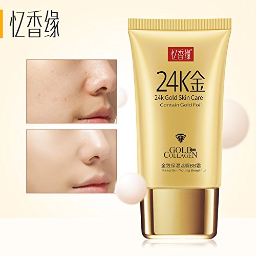 Yiding Foundation BB Cream Concealer Makeup Base Liquid Foun