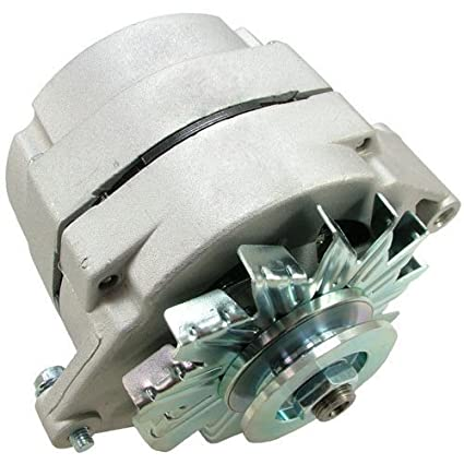 Amazon.com: NEW ONE WIRE 1-WIRE ALTERNATOR GM DELCO 10SI LOW TURN ON ...