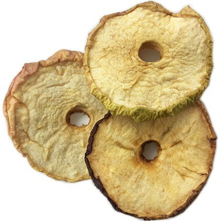 Dried Honeycrisp Apple Slices, 2.5 lbs by Bella Viva Orchards Dried Fruit