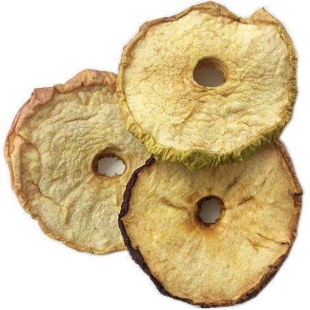 Dried Honeycrisp Apple Slices, 2.5 lbs