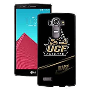 Popular LG G4 Case, Beautiful Designed Case With NCAA American Athletic Conference AAC Football UCF Knights 1 Black LG G4 Cover