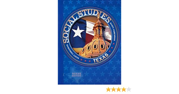 Amazon.com: Scott Foresman Social Studies: Texas Edition ...