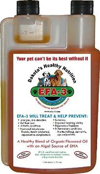 Dakota s Organic Omega 3 Oil for Dogs
