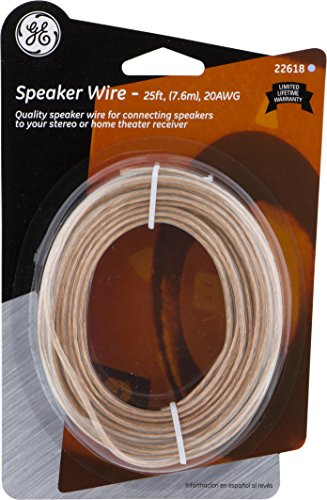 general electric speaker wire - 1