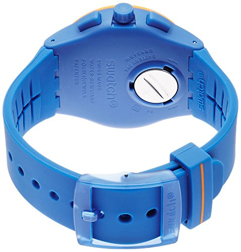 Buy swatch strap blue