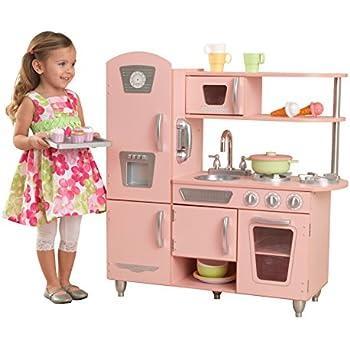 Amazoncom Kidkraft Vintage Kitchen White Toys Games