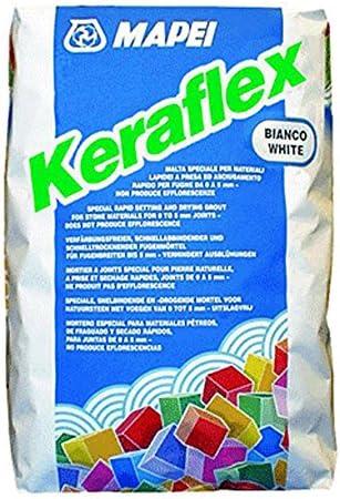 Mapei keraflex kg.25 Blanc adh/ésif /à base dun liant hydraulique