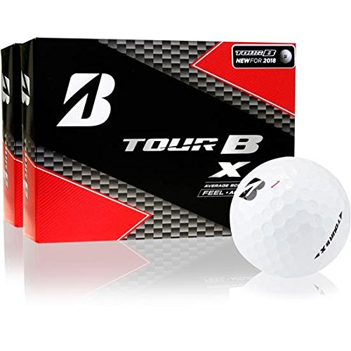 Bridgestone Tour B X Golf Balls - 2 Dozen