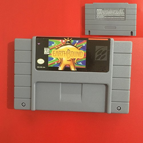 EarthBound (SNES, 1995) - Super Nintendo - Brand New for sale  Delivered anywhere in Canada