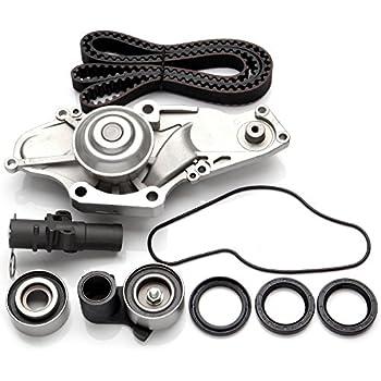 ECCPP TBK329WP Fits 03-08 Acura MDX RL TL Honda Odyssey J30A J32A J35A J37A Timing Belt Kit Water Pump