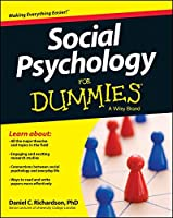 Social Psychology For Dummies Front Cover