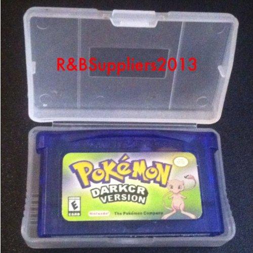 Pokemon Dark CRY Version GBA
