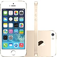 iPhone 5s 32gb Dourado Tela 4'' Ios 8 4g Câmera De 8mp - Apple