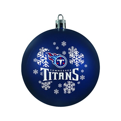 Tennessee Titans globe ornaments