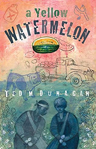 book cover of A Yellow Watermelon