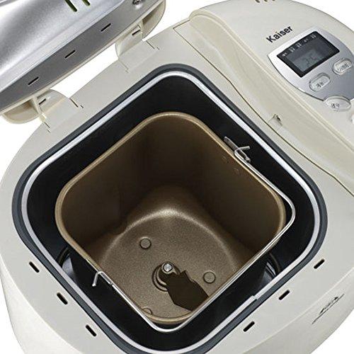 KAISER KBM-7000G Multi Cooker Bread Machine Yogurt Maker Bean Paste 220v by Kaiser (Image #7)