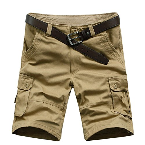 Camouflage Cargo Casual Shorts Multi Pockets Military for sale  Delivered anywhere in Canada