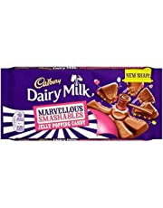 Cadbury Smashables Jelly Popping Candy 180g - Pack of 2