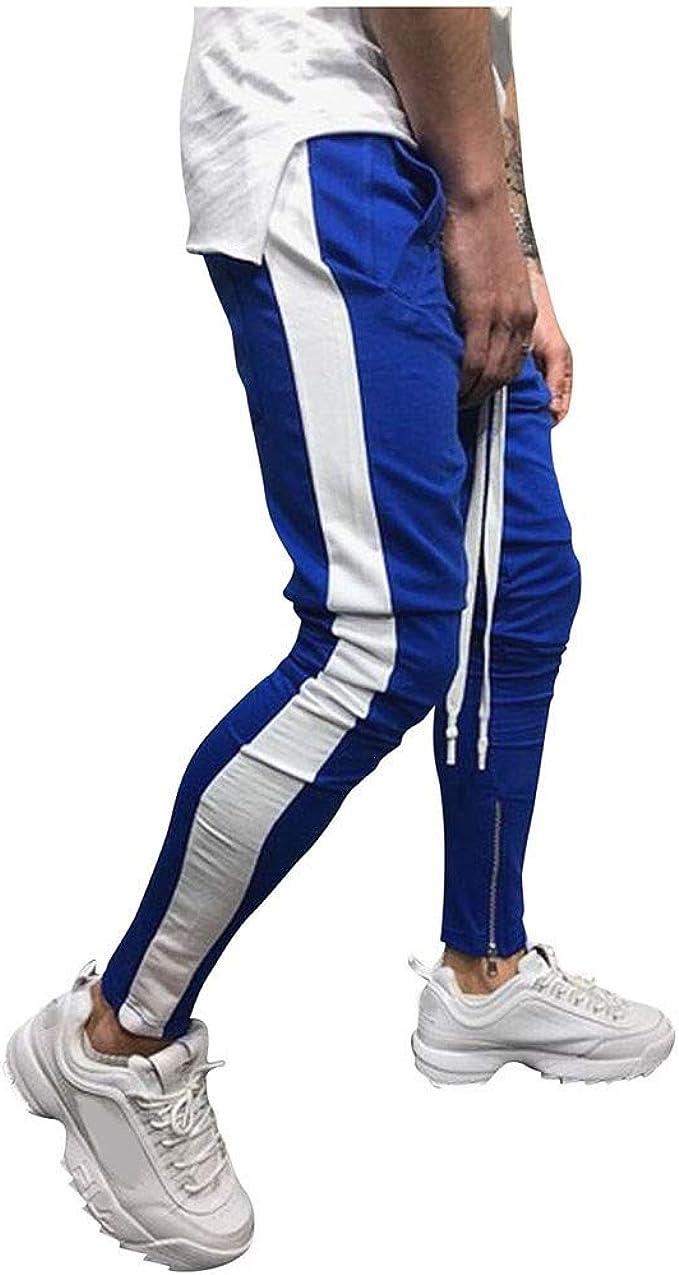 CLOOM Pantalones De Deporte Hombre Pantalones De Chándal ...