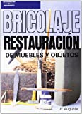 img - for Restauracion de Muebles y Objetos (Spanish Edition) book / textbook / text book