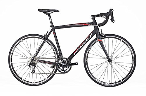 Ridley Fenix Alloy 105 Mix Color FE701Bm Bicycle, Black, 59cm/Large