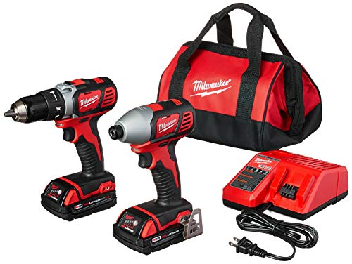 Milwaukee 2691-22 18-Volt Compact