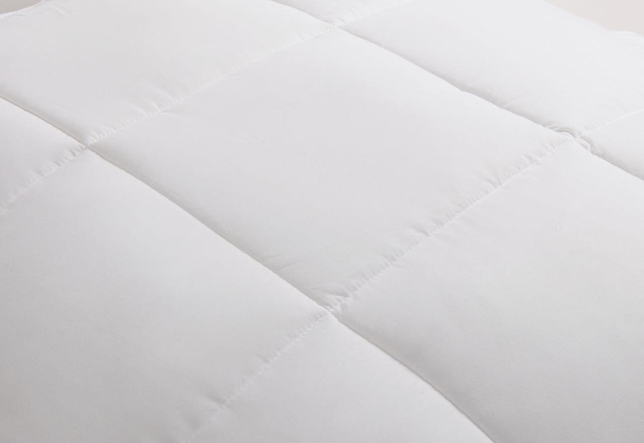 Q White Comforter KingLinen White Down Alternative Comforter Duvet Insert with Conner Tabs Full//Queen 2100RW