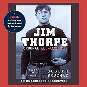 Jim Thorpe, Original All-American Audiobook