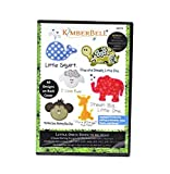 Kimberbell Little Ones Born to be Wild Machine Embroidery CD KD513