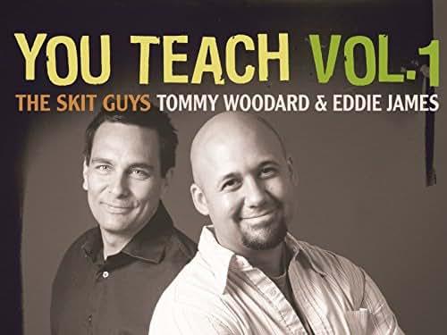 You Teach Vol. 1 Video Study by Eddie James and Tommy Woodard