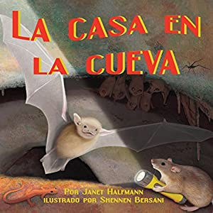 La Casa en la Cueva [The House in the Cave] Audiobook