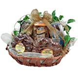 Wow Chanukah Gourmet Food Gift Basket