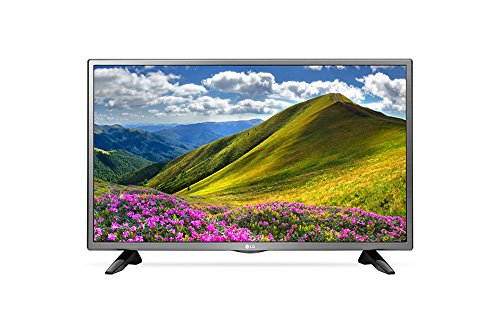 LG 32 Inch Hd Led Smart Tv Black