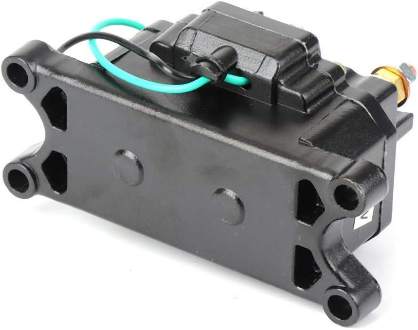 Iycorish Contacteur De Relais D/électrovanne De Treuil 12V 250A pour ATV Utv 2000-5000Lbs Treuil