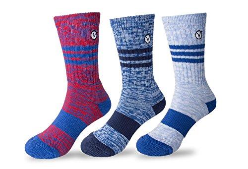 Boys Pack Causal Cotton Socks