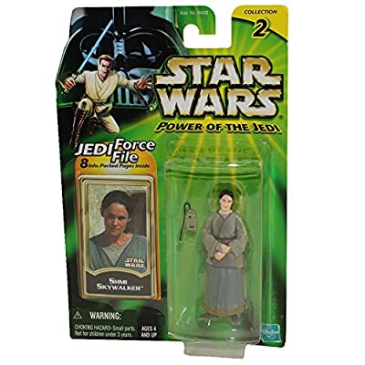 Star Wars Power of the Jedi Shmi Skywalker Action Figure